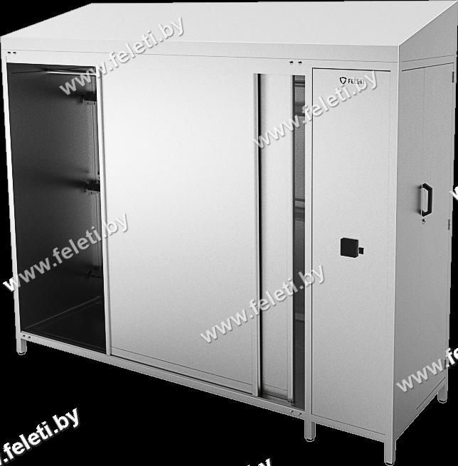 Шкаф для хранения и дезинфекции спецодежды ШД-30Ф