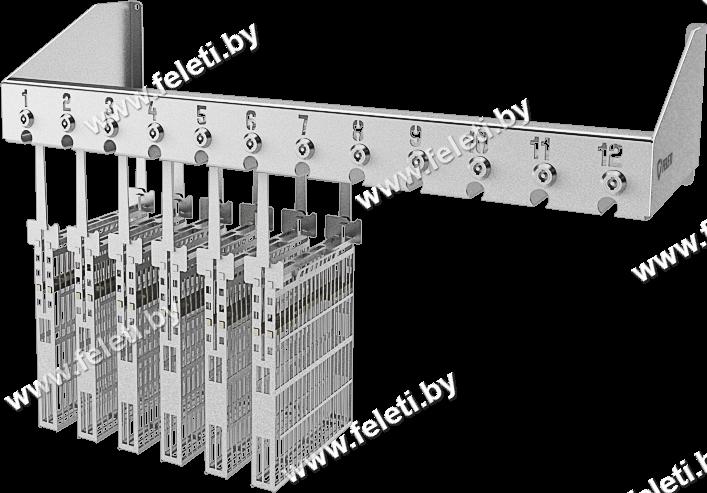 Полка для хранения специнструмента ПХ-12КИ