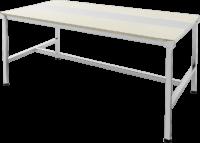 Столы производственные с комбинированной столешницей