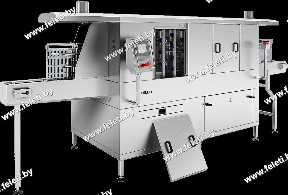 Машина для мойки инструмента LUREA TETo/TSTo 800