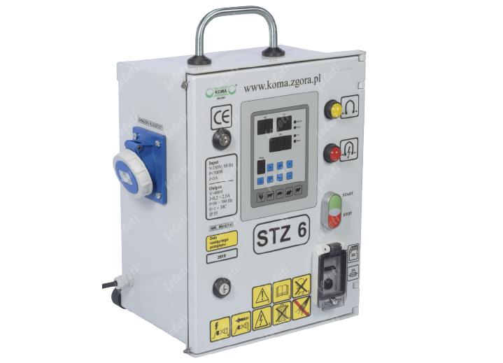 Устройство для электрооглушения животных STZ6
