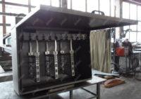 Шкаф для хранения и стерилизации инструмента ШД-12КИ