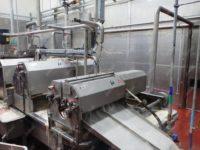 Машина для снятия внешней оболочки кишок LF-РS