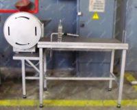 Машина калибровочная для черевы LF-DC