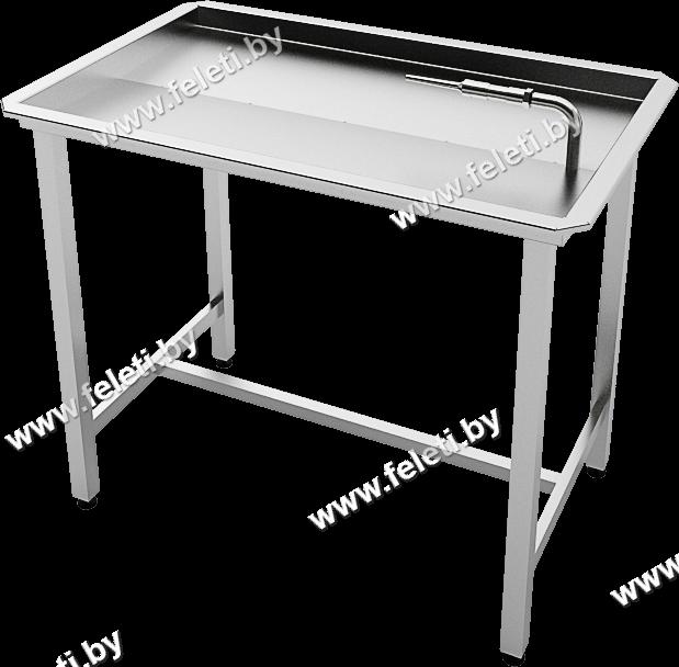 Стол для инспекции и обработки пузырей