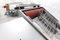 Машина для отжима и шлямовки кишок LF-B