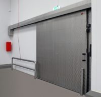 Двери автоматические