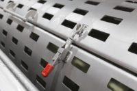 Машина для мойки коптильных вешал ММВ