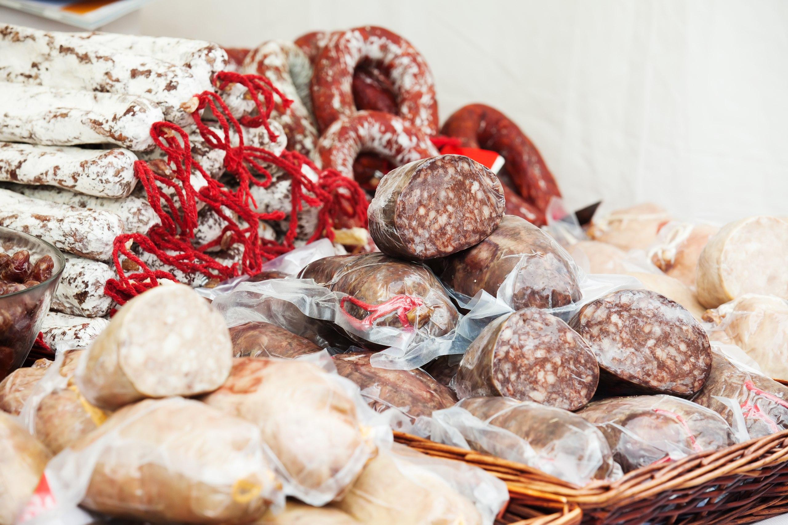 История вкусной колбасы