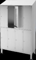 Шкафы гардеробные ШГВ