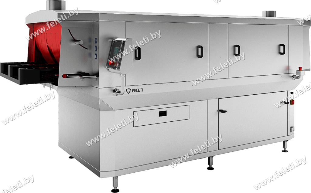 Универсальная моечная машина LUREA TEPС/TSPC 100