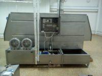 Машина для мойки паллет LUREA TSP/TEP 100