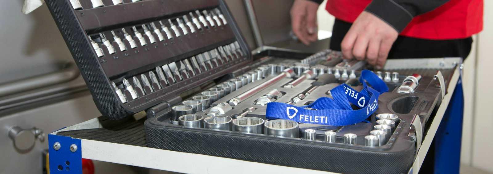 Сервисная служба FELETI